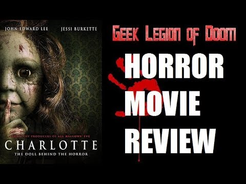 CHARLOTTE ( 2018 Leslie Easterbrook ) Horror Anthology Movie Review