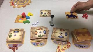 ルール難易度:簡単 時間:30~45分 人数:2~4人 要素:パズル・閃き...