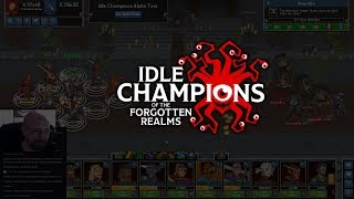Alpha Gameplay (Free Play) - #5 Idle Champions of the Forgotten Realms [german]