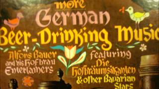More German Beer-Drinking Music - 17 Jodler-Marsch (Yodel March) - Sepp Tanzer and his Country Band