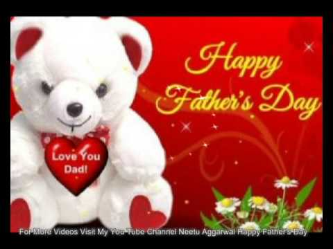 Happy Father's Day Animated Wishes,Greetings,Sms,Quotes,E-Card,Images,Wallpapers,Whatsapp video