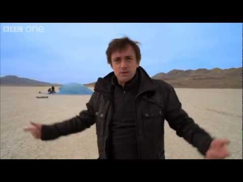 Richard Hammond launches a lightbulb into space  Richard Hammond's Miracles of Nature  BBC One