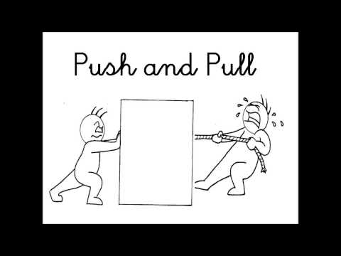 how to change a push pull relationship