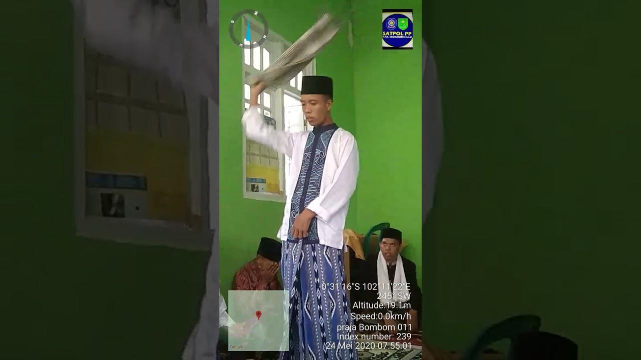 Bacaan bilal saat shalat idul Fitri 1441H. - YouTube