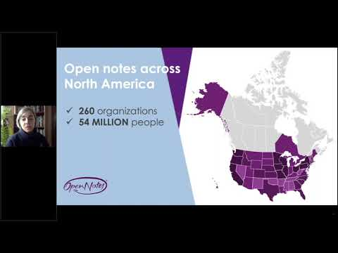 OpenNotes 101 For Clinicians: What Is Open Notes?