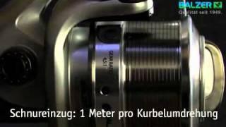 Balzer Feedermaster 9600 Profirolle Commercial (German)