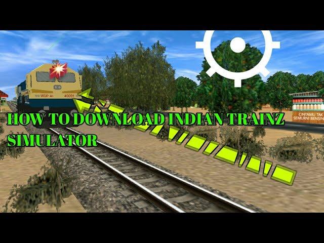 Full Download How To Add Indain Addons In Trainz Simultor Andorid
