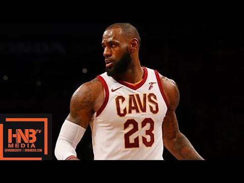 Cleveland Cavaliers vs Philadelphia 76ers Full Game Highlights / Week 6 / 2017 NBA Season