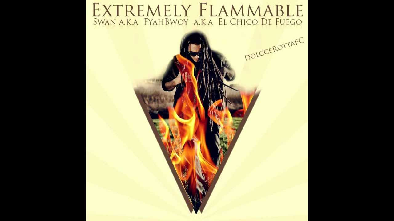 swan fyahbwoy extremely flammable 2012