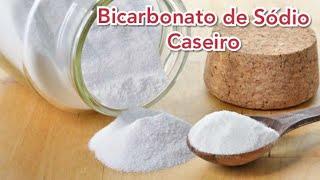 Como Fazer Bicarbonato de Sódio com 2 Ingredientes