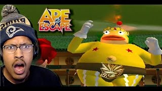 [WARNING!!] MOST SUS BOSS FIGHT EVER | Ape Escape 2