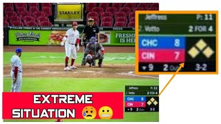 MLB |  An Extreme Situation 😰 - Compilation