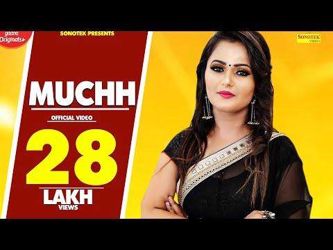 Muchh - New Haryanvi Songs Haryanavi 2019 | Anjali Raghav | Harish , Shikha Raghav | SONOTEK