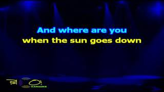 Dire Straits So far away - Karaoke