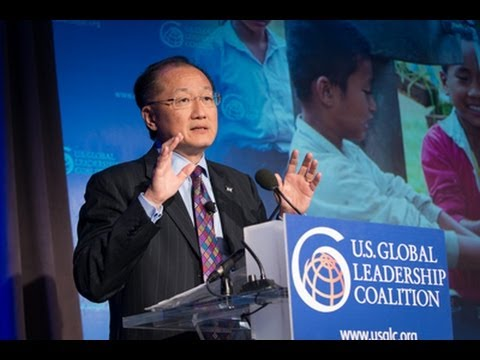 2013 Conference: World Bank President Dr. Jim Yong Kim