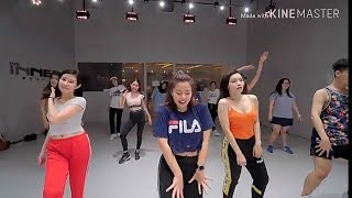 Latest hip hop dance video by innes studio.