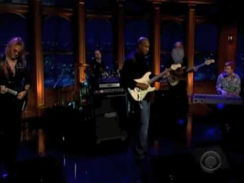 Bernie Williams on The Late Late Show with Craig Ferguson