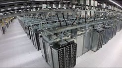 Inside a Google data center