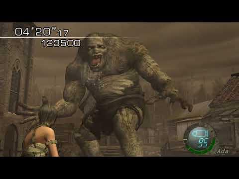Resident Evil 4 - Military Ada In Α Merciless Village HQ