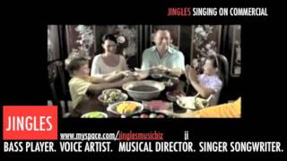 Jingles Singing on Commercial - Malaysia Truly Asia