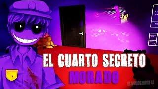 EL CUARTO SECRETO DEL HOMBRE MORADO - You Can