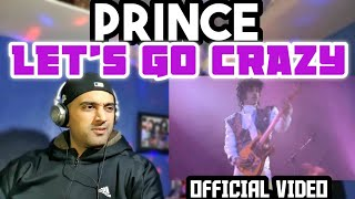 Prince | Let's Go Crazy | First Time Reaction
