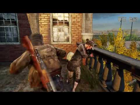 The Last Of Us: University - College Dropout [Grounded Difficulty]