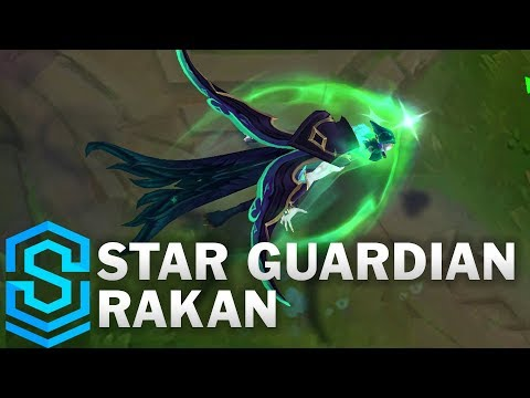 Star Guardian Rakan Skin Spotlight - League of Legends