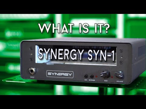 Synergy - an in depth look at the SYN-1 Module Housing