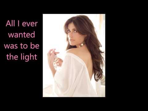 Indina Menzel Brave Lyrics