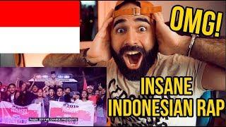 Download Mp3 Reacting To Indonesian Rap // Prabowo Vs Jokowi - Epic Rap Battles Of Presidency