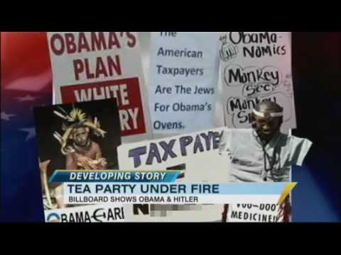 NAACP Accuses Tea Party of Racism