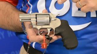 SHOT Show 2017: Colt Cobra Revolver Reissue