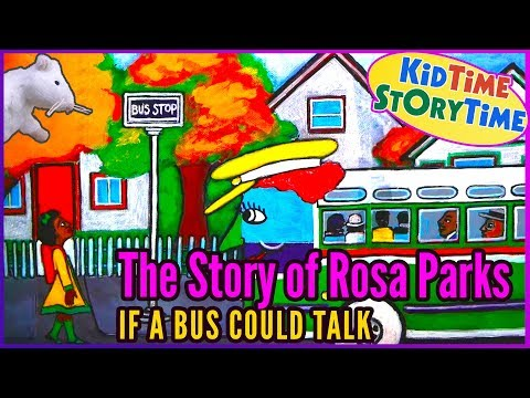 If A Bus Could Talk: The Story of Rosa Parks READ ALOUD!