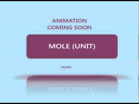 Mole (unit)