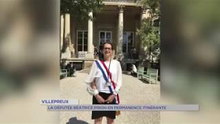 Politique : une députée itinérante dans la 3e circonscription