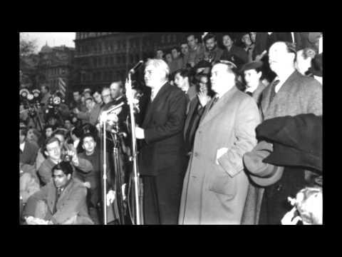 Aneurin Bevan speech, Trafalgar Square, 1956