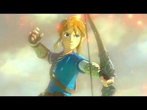 The Legend of Zelda Wii U Trailer - E3 2014