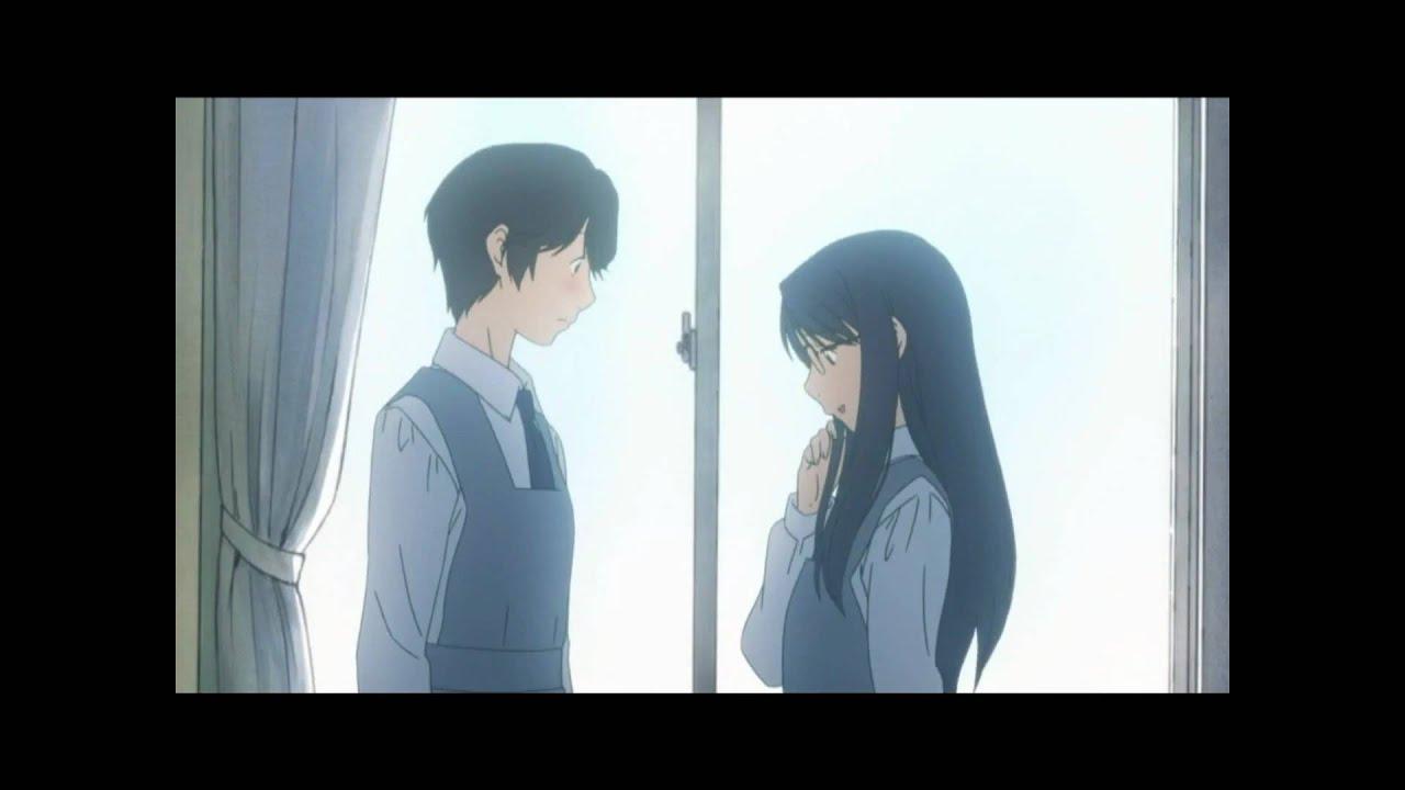 fumi & yasuko kiss scene - youtube