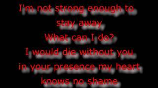 Apocalyptica Not Strong Enough Ft. Doug AND Brent (Lyrics)