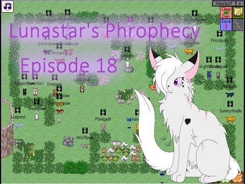Lunastar's Prophecy(W.U.T) Episode 18: Returning to Skyclan