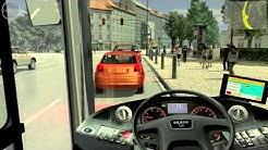 #004 Let's Play City Bus Simulator München -  [Deutsch] [Full-HD]