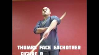 少林棍 Shaolin Staff Spinning Basics