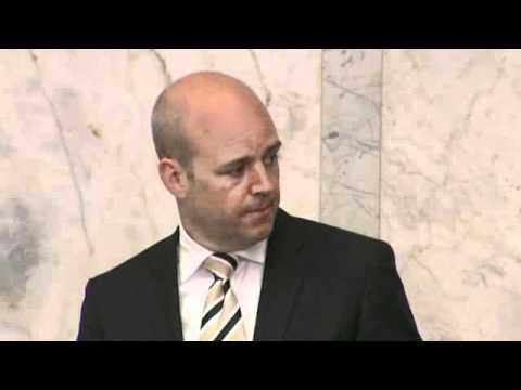 Vladimir Putin dissar Reinfeldt