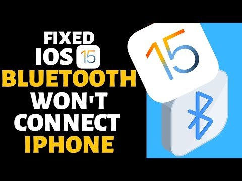 [Fixed] Bluetooth Not Working in iOS 13 on iPhone After Update & iPad: Connection Unsuccessful