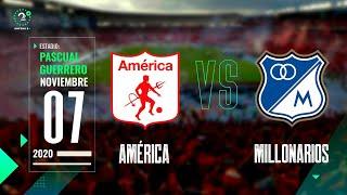 EN VIVO | #América Vs. #Millonarios #LigaBetplay