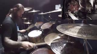 MARDUK - The Last Fallen - Drum Playthrough by Simon BLOODHAMMER Schilling
