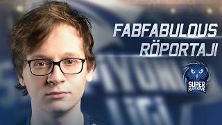 """fabFabulous Röportajı: """"Ben tanktım. Tek atıyorlardı. Öldük öyle."""""""