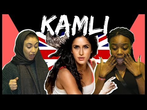 BRITISH PEOPLE REACT TO KAMLI | DHOOM 3