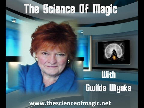 The Science of Magic with Gwilda Wiyaka - Episode 152 - Guest - Brandy Williams